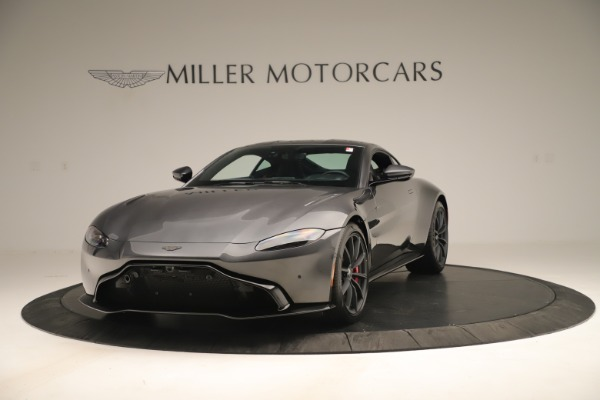 New 2020 Aston Martin Vantage Coupe for sale Sold at Maserati of Greenwich in Greenwich CT 06830 12