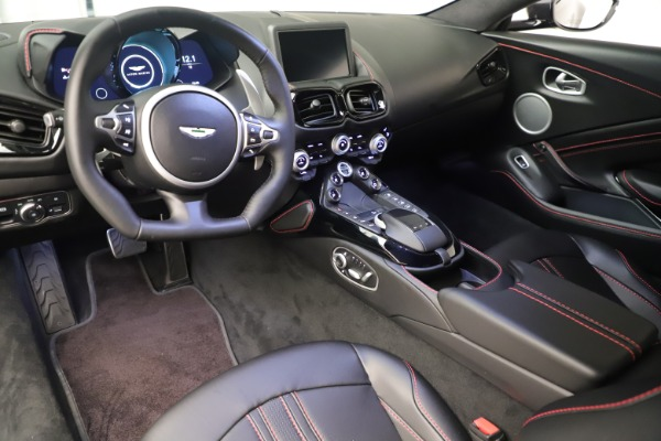 New 2020 Aston Martin Vantage Coupe for sale Sold at Maserati of Greenwich in Greenwich CT 06830 14
