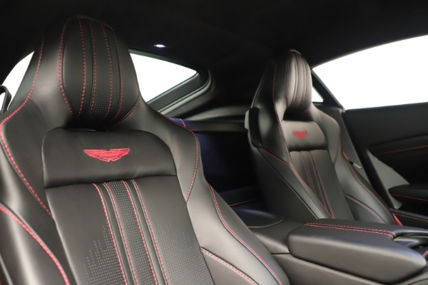New 2020 Aston Martin Vantage Coupe for sale Sold at Maserati of Greenwich in Greenwich CT 06830 17