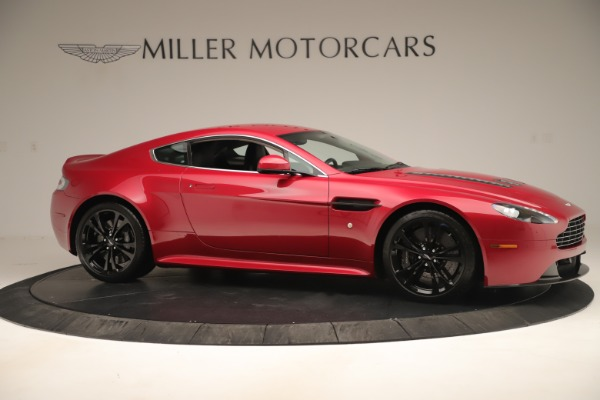 Used 2011 Aston Martin V12 Vantage Coupe for sale Call for price at Maserati of Greenwich in Greenwich CT 06830 12