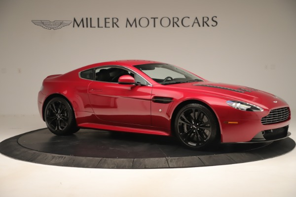 Used 2011 Aston Martin V12 Vantage Coupe for sale Call for price at Maserati of Greenwich in Greenwich CT 06830 13