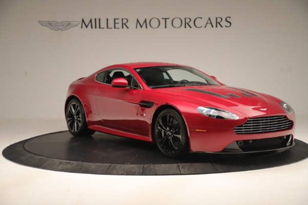 Used 2011 Aston Martin V12 Vantage Coupe for sale Call for price at Maserati of Greenwich in Greenwich CT 06830 14
