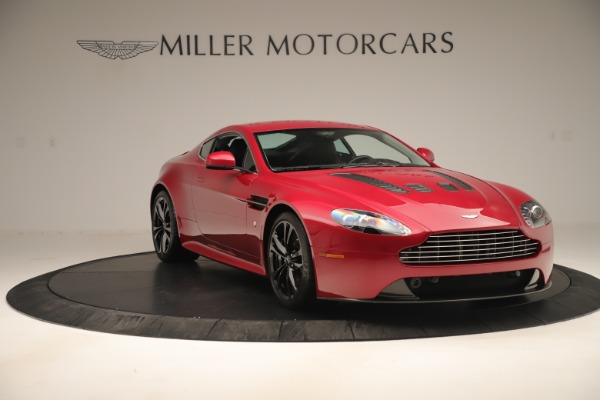 Used 2011 Aston Martin V12 Vantage Coupe for sale Call for price at Maserati of Greenwich in Greenwich CT 06830 15