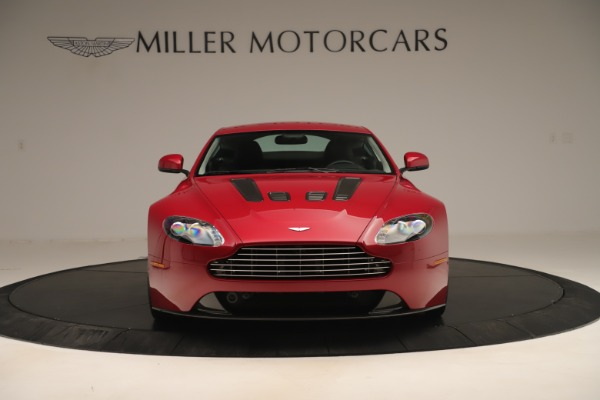 Used 2011 Aston Martin V12 Vantage Coupe for sale Call for price at Maserati of Greenwich in Greenwich CT 06830 17