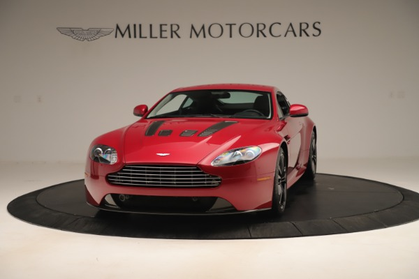 Used 2011 Aston Martin V12 Vantage Coupe for sale Call for price at Maserati of Greenwich in Greenwich CT 06830 2