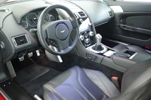 Used 2011 Aston Martin V12 Vantage Coupe for sale Call for price at Maserati of Greenwich in Greenwich CT 06830 20