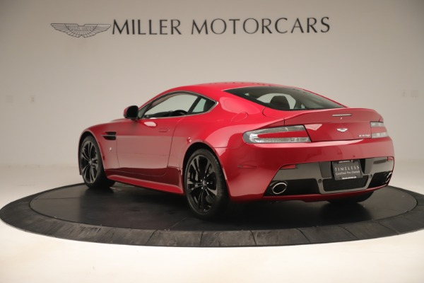 Used 2011 Aston Martin V12 Vantage Coupe for sale Call for price at Maserati of Greenwich in Greenwich CT 06830 6