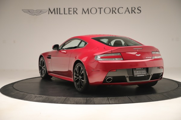 Used 2011 Aston Martin V12 Vantage Coupe for sale Call for price at Maserati of Greenwich in Greenwich CT 06830 7
