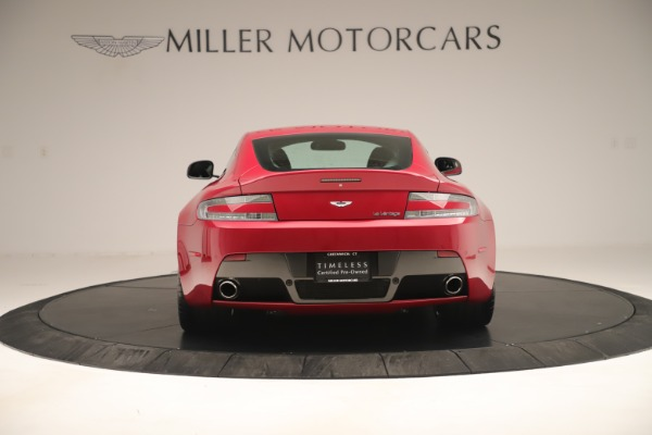 Used 2011 Aston Martin V12 Vantage Coupe for sale Call for price at Maserati of Greenwich in Greenwich CT 06830 8