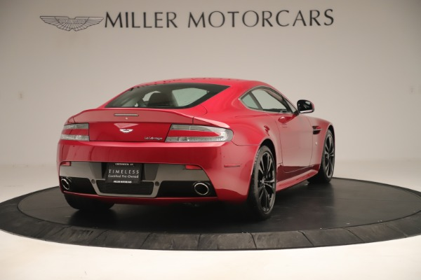 Used 2011 Aston Martin V12 Vantage Coupe for sale Call for price at Maserati of Greenwich in Greenwich CT 06830 9