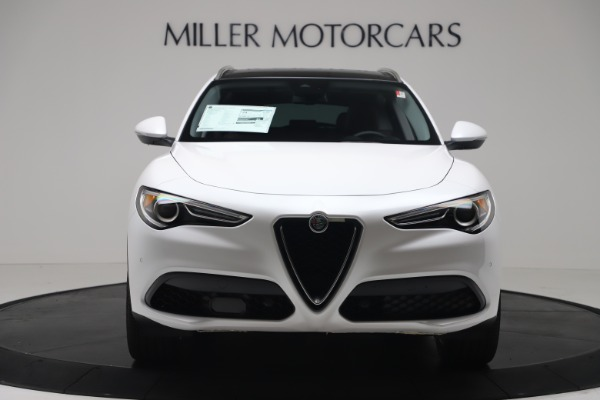 New 2019 Alfa Romeo Stelvio Ti Lusso Q4 for sale Sold at Maserati of Greenwich in Greenwich CT 06830 12