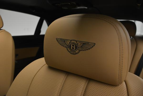Used 2016 Bentley Flying Spur V8 for sale Sold at Maserati of Greenwich in Greenwich CT 06830 22