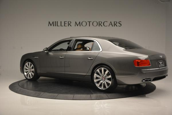 Used 2016 Bentley Flying Spur V8 for sale Sold at Maserati of Greenwich in Greenwich CT 06830 4