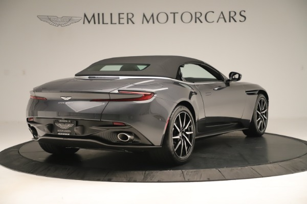 New 2019 Aston Martin DB11 V8 for sale Sold at Maserati of Greenwich in Greenwich CT 06830 20