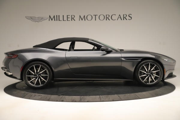 New 2019 Aston Martin DB11 V8 for sale Sold at Maserati of Greenwich in Greenwich CT 06830 21