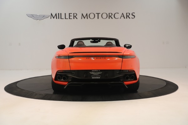 New 2020 Aston Martin DBS Superleggera for sale Call for price at Maserati of Greenwich in Greenwich CT 06830 10