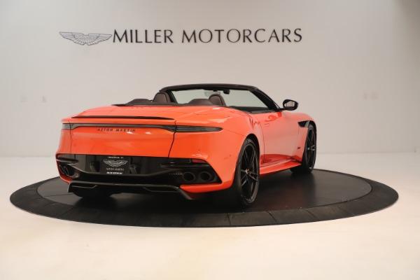 New 2020 Aston Martin DBS Superleggera for sale Call for price at Maserati of Greenwich in Greenwich CT 06830 11