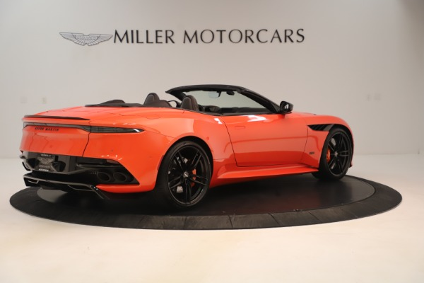 New 2020 Aston Martin DBS Superleggera for sale Call for price at Maserati of Greenwich in Greenwich CT 06830 12