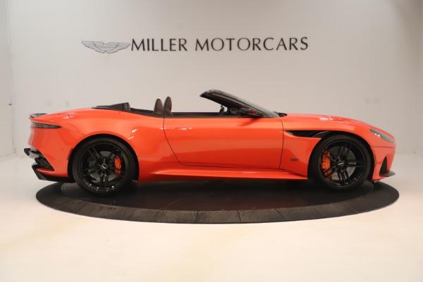New 2020 Aston Martin DBS Superleggera for sale Call for price at Maserati of Greenwich in Greenwich CT 06830 13
