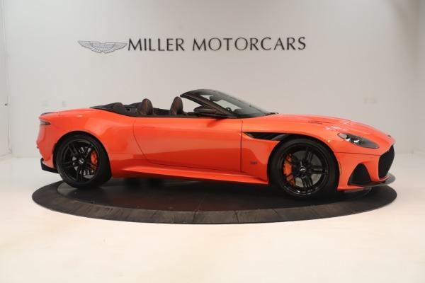 New 2020 Aston Martin DBS Superleggera for sale Call for price at Maserati of Greenwich in Greenwich CT 06830 14