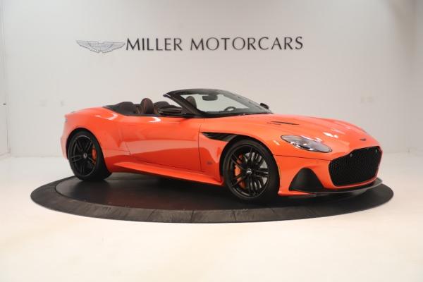 New 2020 Aston Martin DBS Superleggera for sale Call for price at Maserati of Greenwich in Greenwich CT 06830 15