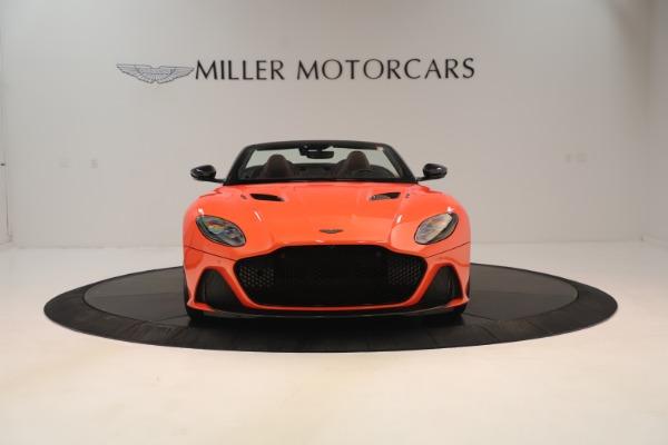 New 2020 Aston Martin DBS Superleggera for sale Call for price at Maserati of Greenwich in Greenwich CT 06830 17