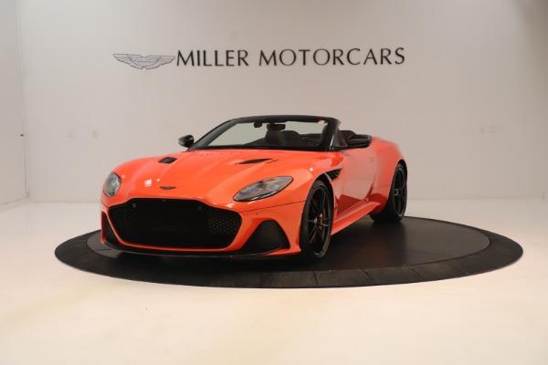 New 2020 Aston Martin DBS Superleggera for sale Call for price at Maserati of Greenwich in Greenwich CT 06830 2