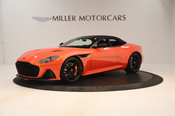 New 2020 Aston Martin DBS Superleggera for sale Call for price at Maserati of Greenwich in Greenwich CT 06830 21