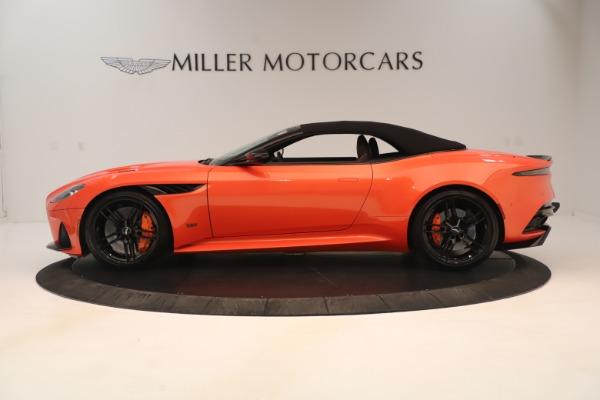 New 2020 Aston Martin DBS Superleggera for sale Call for price at Maserati of Greenwich in Greenwich CT 06830 22
