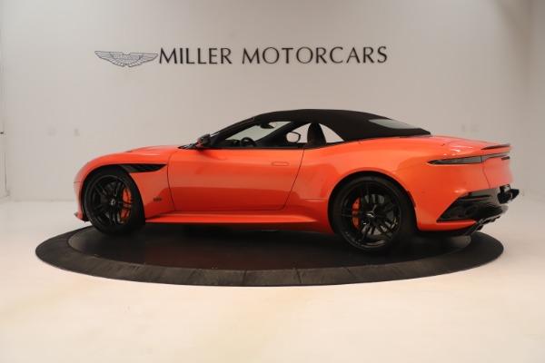 New 2020 Aston Martin DBS Superleggera for sale Call for price at Maserati of Greenwich in Greenwich CT 06830 23
