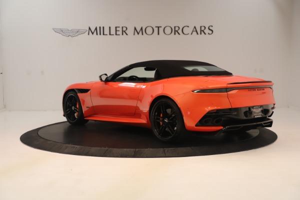 New 2020 Aston Martin DBS Superleggera for sale Call for price at Maserati of Greenwich in Greenwich CT 06830 24