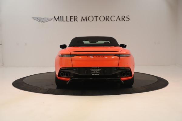 New 2020 Aston Martin DBS Superleggera for sale Call for price at Maserati of Greenwich in Greenwich CT 06830 25