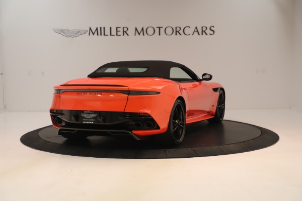 New 2020 Aston Martin DBS Superleggera for sale Call for price at Maserati of Greenwich in Greenwich CT 06830 26
