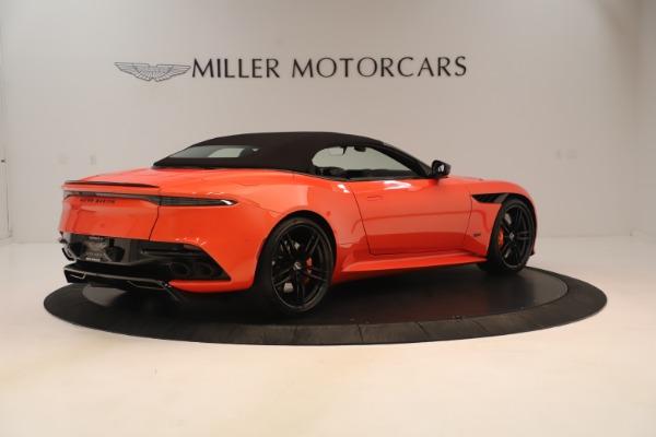 New 2020 Aston Martin DBS Superleggera for sale Call for price at Maserati of Greenwich in Greenwich CT 06830 27