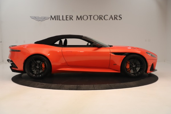 New 2020 Aston Martin DBS Superleggera for sale Call for price at Maserati of Greenwich in Greenwich CT 06830 28
