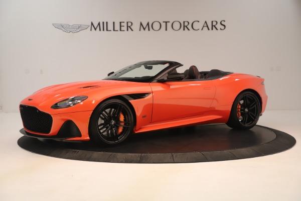 New 2020 Aston Martin DBS Superleggera for sale Call for price at Maserati of Greenwich in Greenwich CT 06830 4