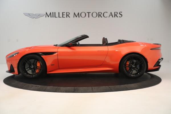 New 2020 Aston Martin DBS Superleggera for sale Call for price at Maserati of Greenwich in Greenwich CT 06830 6