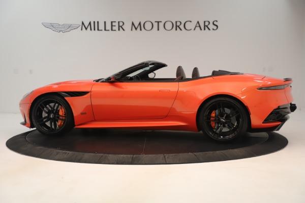 New 2020 Aston Martin DBS Superleggera for sale Call for price at Maserati of Greenwich in Greenwich CT 06830 7