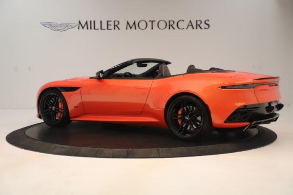 New 2020 Aston Martin DBS Superleggera for sale Call for price at Maserati of Greenwich in Greenwich CT 06830 8