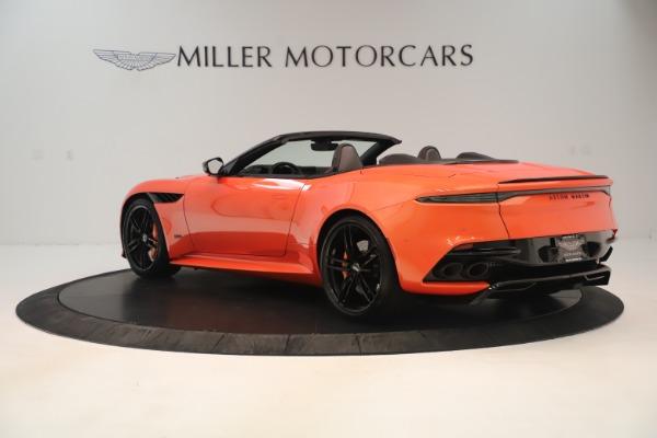 New 2020 Aston Martin DBS Superleggera for sale Call for price at Maserati of Greenwich in Greenwich CT 06830 9