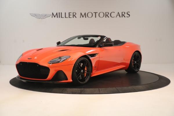 New 2020 Aston Martin DBS Superleggera for sale Call for price at Maserati of Greenwich in Greenwich CT 06830 1