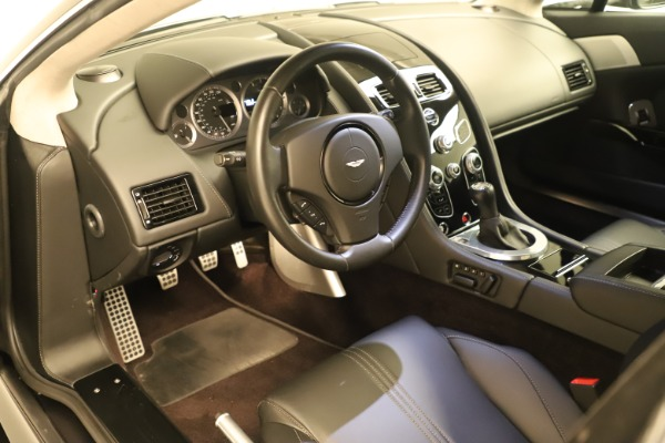 Used 2016 Aston Martin V8 Vantage GTS for sale $79,900 at Maserati of Greenwich in Greenwich CT 06830 13