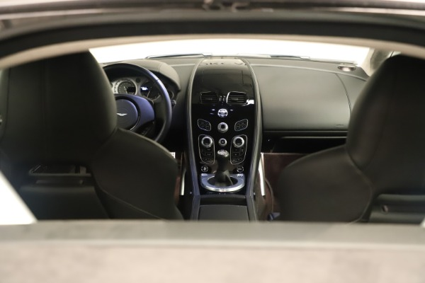 Used 2016 Aston Martin V8 Vantage GTS for sale $79,900 at Maserati of Greenwich in Greenwich CT 06830 18