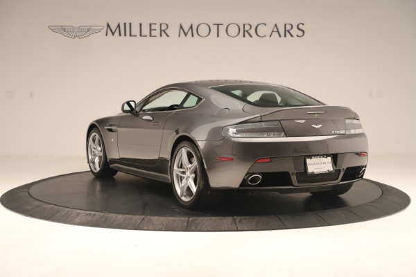 Used 2016 Aston Martin V8 Vantage GTS for sale $79,900 at Maserati of Greenwich in Greenwich CT 06830 4