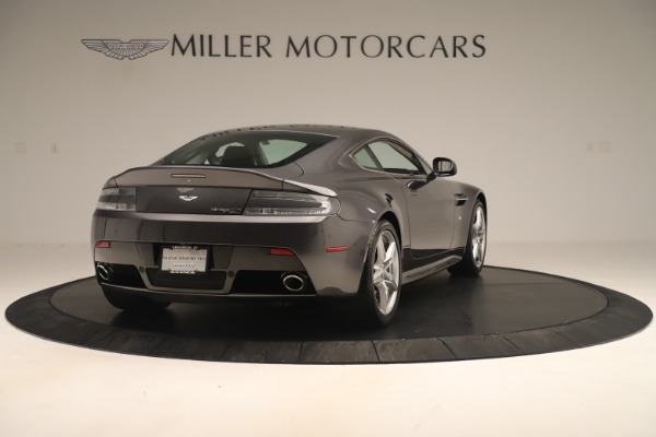 Used 2016 Aston Martin V8 Vantage GTS for sale $79,900 at Maserati of Greenwich in Greenwich CT 06830 6