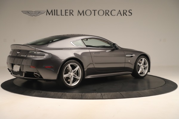 Used 2016 Aston Martin V8 Vantage GTS for sale $79,900 at Maserati of Greenwich in Greenwich CT 06830 7