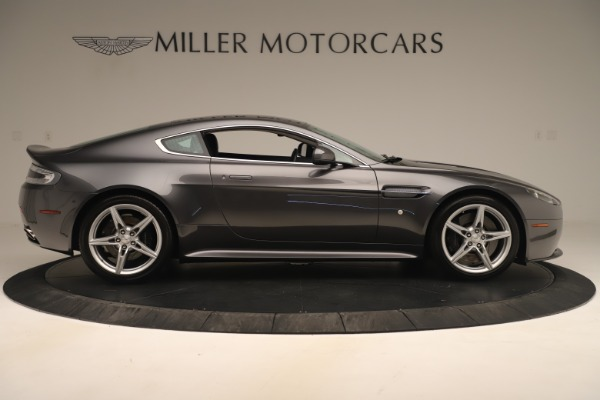 Used 2016 Aston Martin V8 Vantage GTS for sale $79,900 at Maserati of Greenwich in Greenwich CT 06830 8