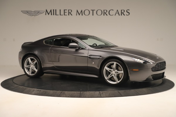 Used 2016 Aston Martin V8 Vantage GTS for sale $79,900 at Maserati of Greenwich in Greenwich CT 06830 9
