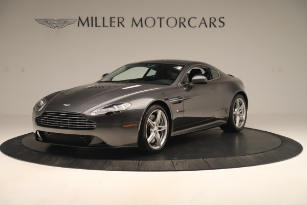 Used 2016 Aston Martin V8 Vantage GTS for sale $79,900 at Maserati of Greenwich in Greenwich CT 06830 1