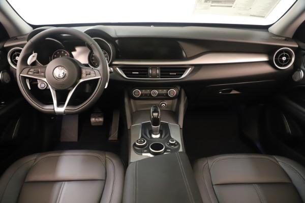 New 2019 Alfa Romeo Stelvio Ti Q4 for sale Sold at Maserati of Greenwich in Greenwich CT 06830 16